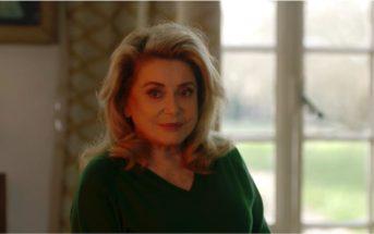 La comédienne iconique Catherine Deneuve dans une pub pour Leboncoin
