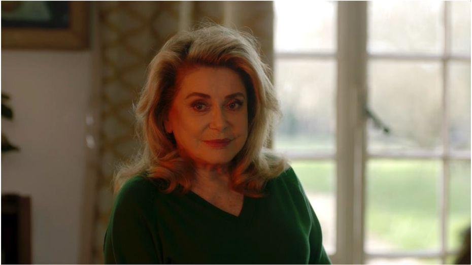 Catherine Deneuve joue pour Leboncoin
