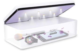 59S S2 : avis sur la boîte de stérilisation UV pour smartphone + code promo