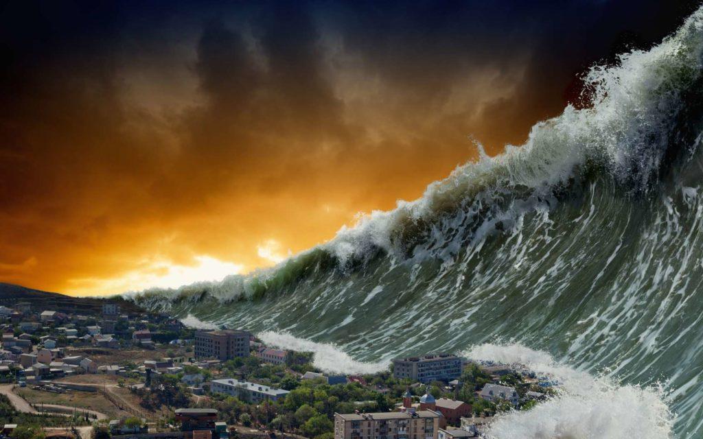 Collapsologie, la fin du monde causée par la nature