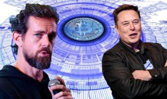 Jack Dorsey et Elon Musk