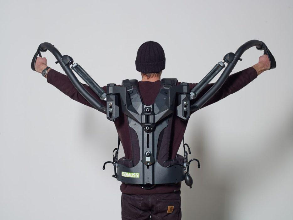L'exosquelette est un prolongement externe au corps