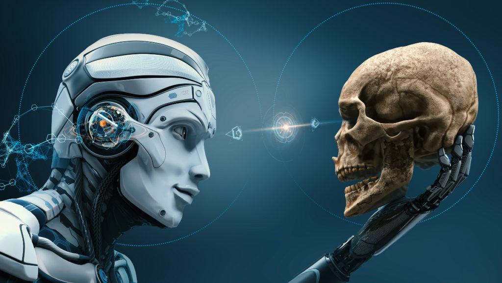Transhumanisme, une intelligence artificielle causera notre disparition
