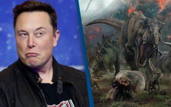 Jurassic Park pourrait devenir une réalité selon un proche d'Elon Musk
