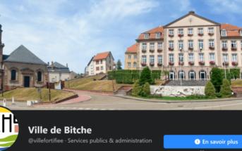 Facebook : la ville de Bitche dans une situation insolite