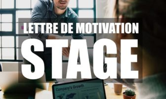 Lettre de motivation de stage