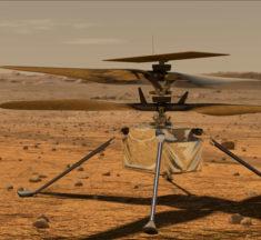 Ingenuity : la NASA a réussi à piloter un hélicoptère sur Mars