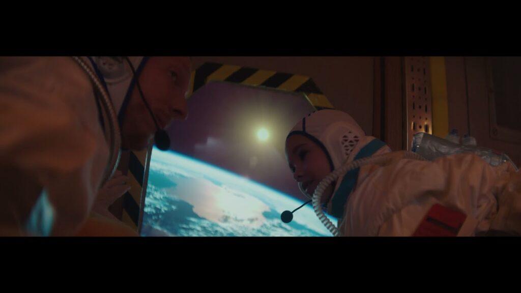 """musique pub Orange Fibre 2021 """"Spaceship"""""""