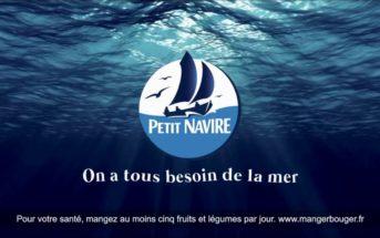 """La mer: musique de la pub Petit Navire 2021 """"On a tous besoin de la mer"""""""