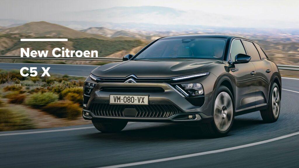 Musique de la pub Citroën C5 X