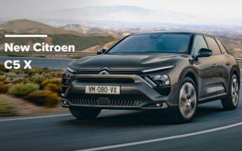 Love song : musique de la pub Citroën C5 X 2021