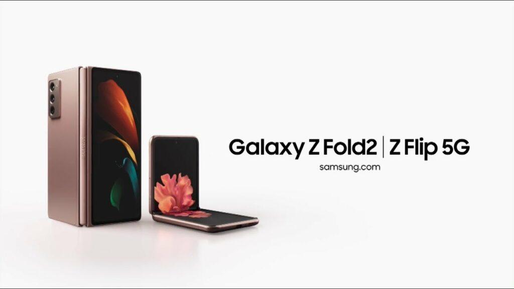 musique de la pub Samsung Z Fold / Z Flip 2021