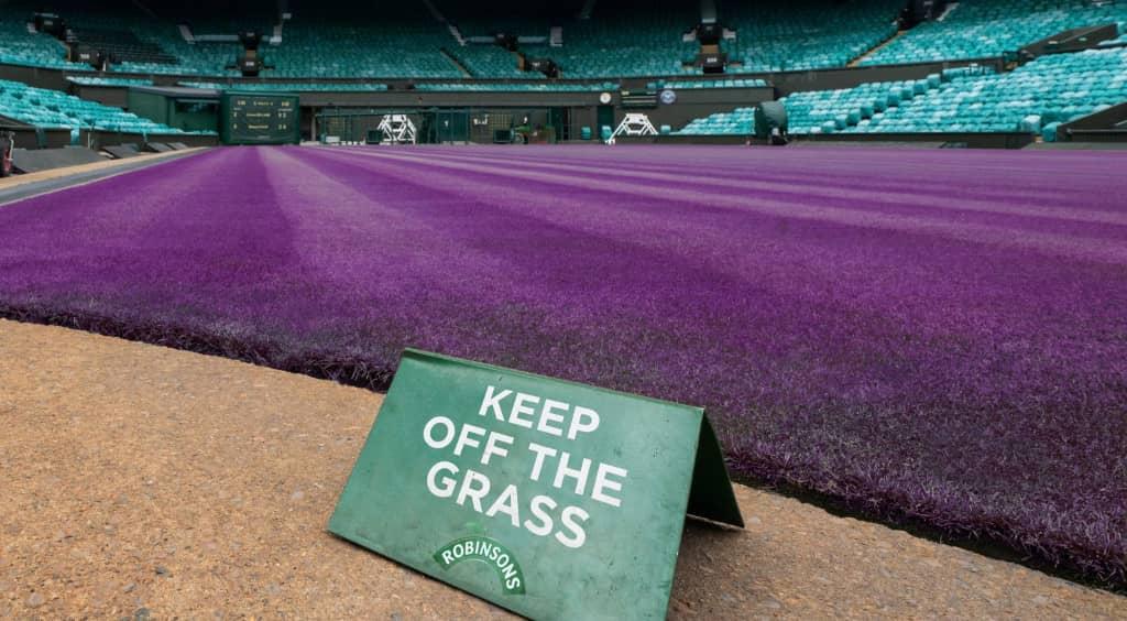 poisson d'avril 2021 de Robinsons à Wimbledon