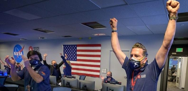 Equipe de la NASA