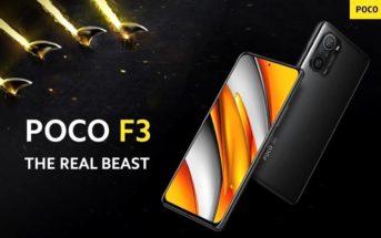 Code promo Xiaomi Poco F3 : le nouveau smartphone déjà en réduction !