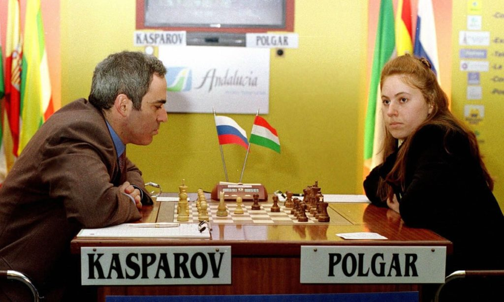 Kasparov vs Polgar
