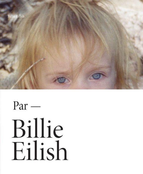 billie eilish livre