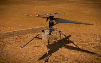 NASA : l'hélicoptère Ingenuity reprend son envol pour un aller simple sur Mars !
