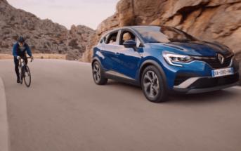 Eye of the Tiger : musique de la pub Renault Captur Hybride 2021