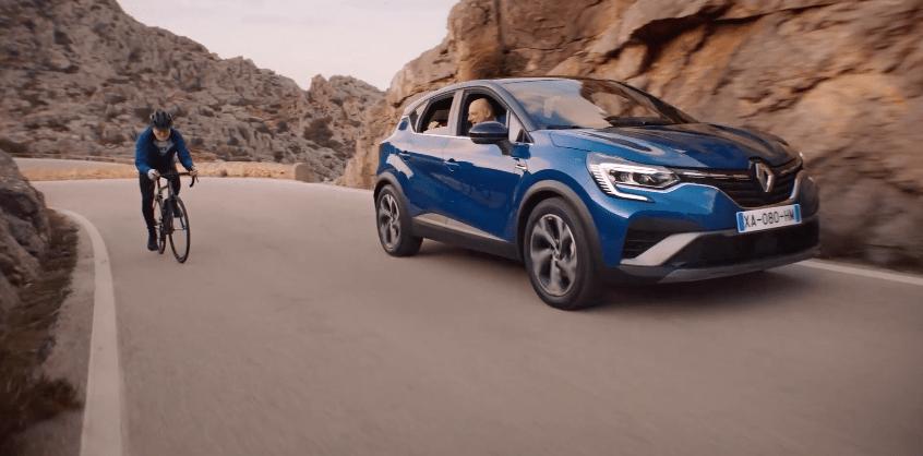 musique de la pub Renault Captur Hybride