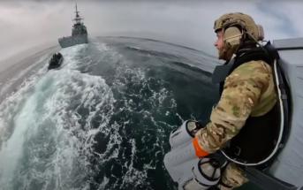 Le Royal Navy va utiliser des Jetpacks comme celui d'Iron Man