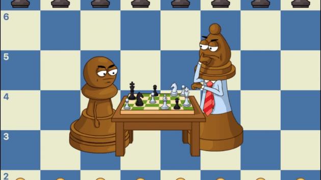 Le jeu d'échecs Chess for Kids
