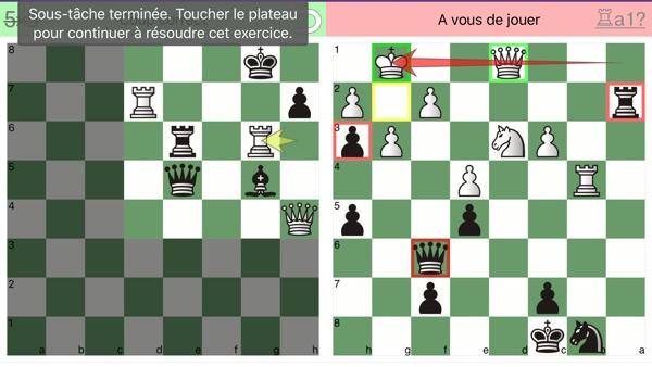 Le jeu d'échecs CT-ART