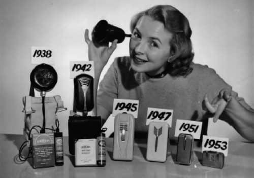 évolution du transistor appareils auditifs