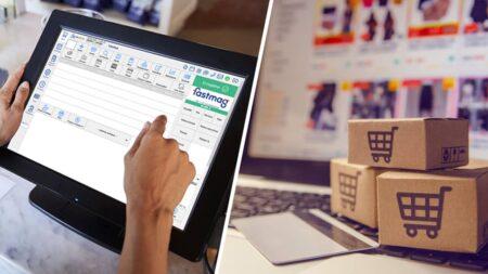 Fastmag : le logiciel de caisse pour magasin et e-commerce
