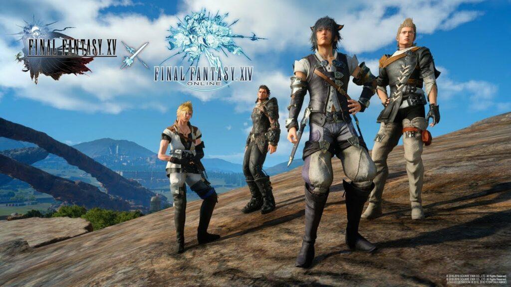 Final Fantasy onligne