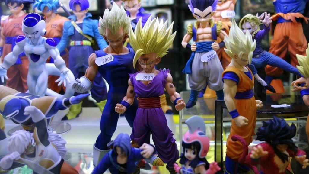 idées cadeaux à offrir à un fan des mangas et animés japonais