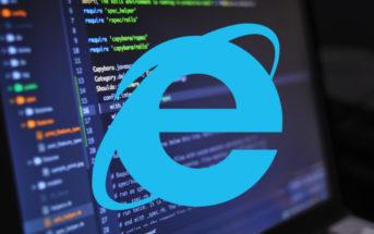 Microsoft va mettre fin au navigateur Internet Explorer en juin 2022