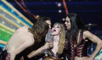 maneskin eurovision 2021 polemique