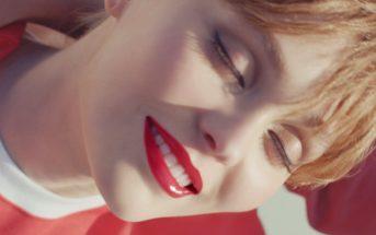 Musique et mannequin de la pub Chanel Rouge Coco Bloom