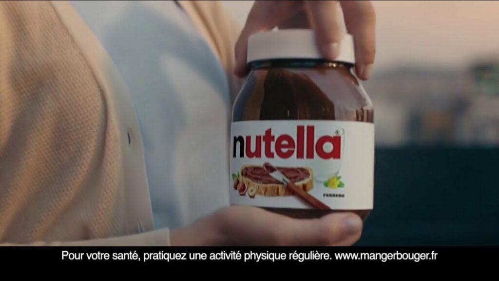 Glorious : éternelle musique de la pub Nutella