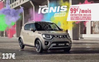 Turn It Up : musique de la pub Suzuki Ignis Hybrid 2021