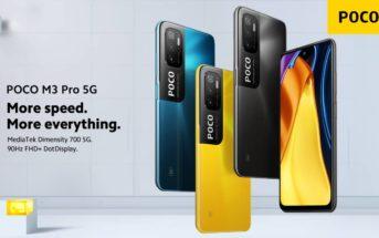 Code promo Poco M3 Pro 5G : super offre sur le nouveau smartphone !