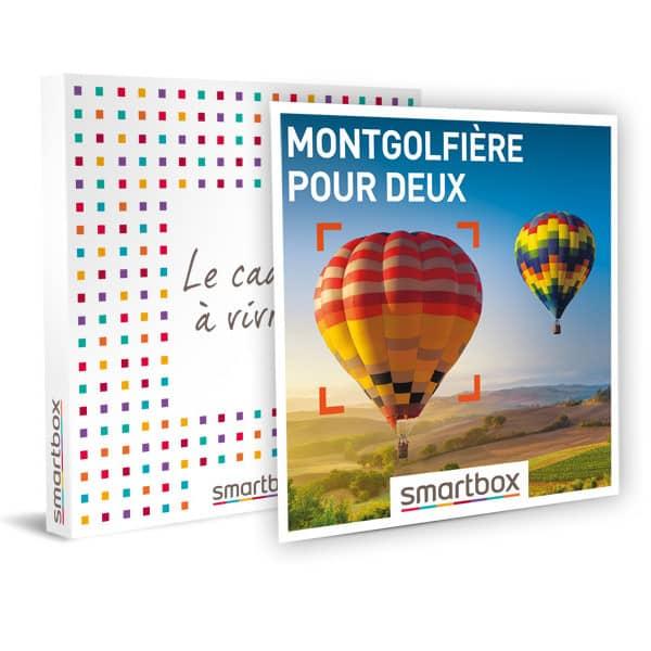 smartbox montgolfière pour deux