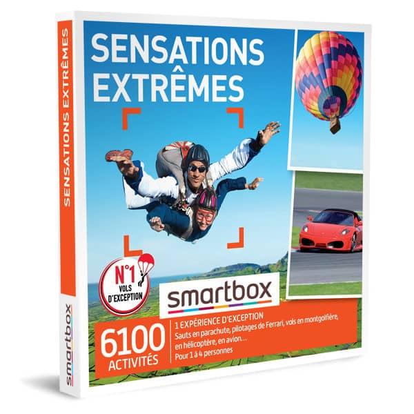 smartbox sensations extrêmes