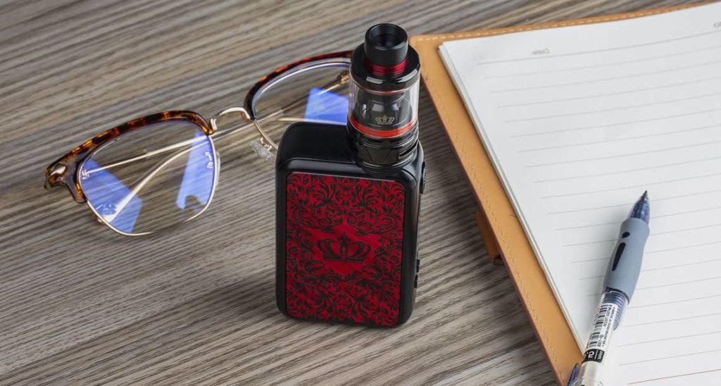 vaporisateur e-cigarette