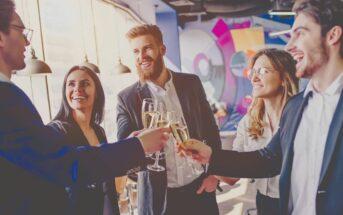 4 raisons d'utiliser des verres incassables pour un événement