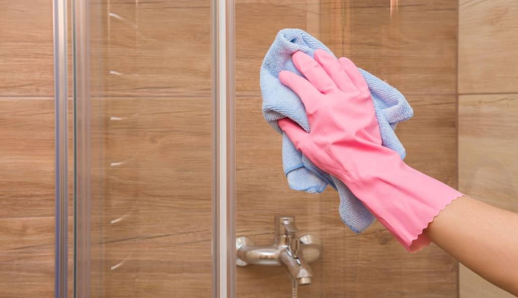 vitre cabine de douche