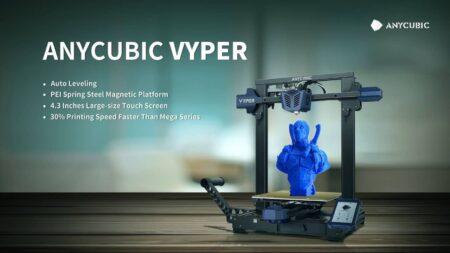 Anycubic Vyper imprimante 3d à nivellement automatique