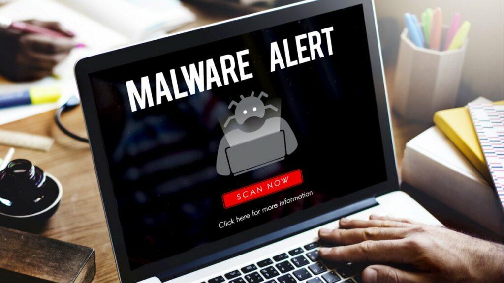 Le malware Crackonosh