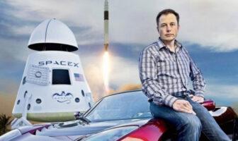 Elon Musk SpaceX Tesla