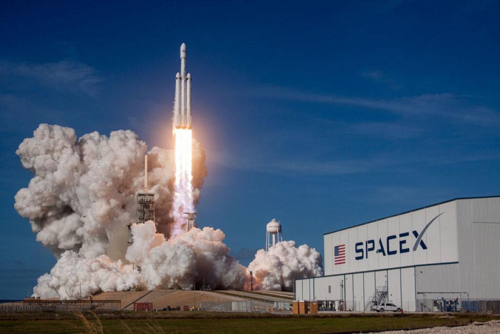 Fusée Falcon 9 SpaceX