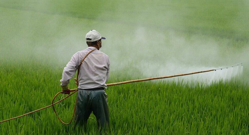 Utilisation de produits biologique en agriculture