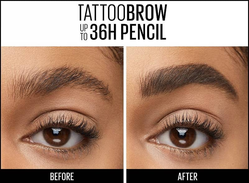 Maybelline Tattoo Brow 36h