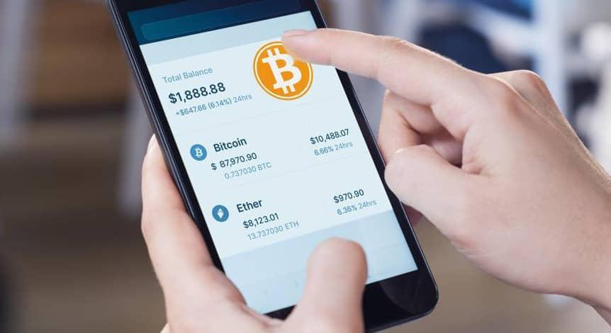 acheter des bitcoin sur une application