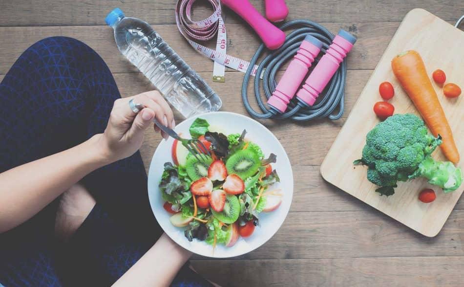 alimentation pour perdre des hanches